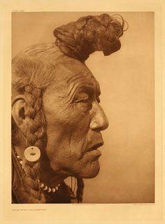 Deze Man Verzamelde 20 Jaar Lang Foto's Van Indianen, Het Eindresultaat Is Prachtig