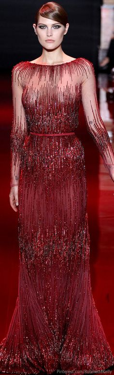Elie Saab Haute Couture | F/W 2013 ♥✤