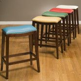 Found it at Wayfair - Southwest Backless Barstool