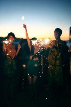 Top 5 Beach Party for NYE 2014 | Sea, Fun and Moon: the perfect combination for the New Year's Celebration. via freestache.com