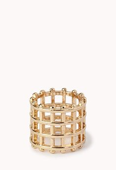 Caged Ring | FOREVER21 - 1075909166