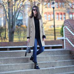 Las botas más masculinas piden los looks más femeninos