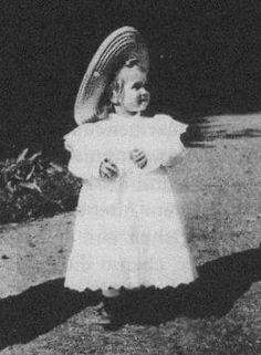 Grand Duchess Maria Nikolaevna Romanova of Russia.