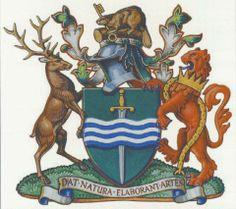 Coat of arms of Peterborough (Canada)