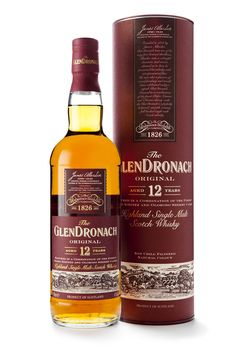 Glendronach Original 12-year. Had this for the first time on Seattle. Decent, very similar to, but lighter than, a Glenlivet or Glenfiddich of the same vintage, except a hint of peat in the finish, which the others don't have. This would be a decent one to keep on the cabinet.