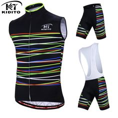 Cheap mtb jersey cycling, Buy Quality sleeveless maillot directly from China ropa mtb Suppliers: KIDITOKT Leilani Pro Cycling Jersey Sleeveless Bike Clothes Maillot Ropa Ciclismo Bicicleta MTB Road Bicycle Vests Wear Cycling Vest, Pro Cycling, Cycling Jerseys, Cycling Bikes, Cycling Outfit, Cycling Clothing, Mtb Bicycle, Sport Outfits, Sportswear