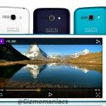 Alcatel One Touch Pop C9 with 5-inch Colourful Phablet