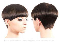 vidal sassoon 5 point haircut - Google Search