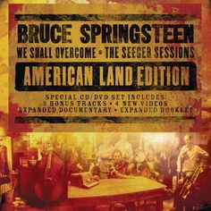 Bruce Springsteen - We Shall Overcome - the Seeger Sessions (2006)  9. Eyes on the Prize ****