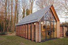 Architektur: Ein cleveres Ferienhaus in Holland