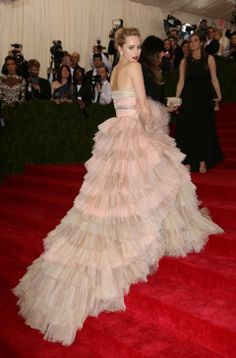 Met Ball 2014: Costume Institute Benefit Gala