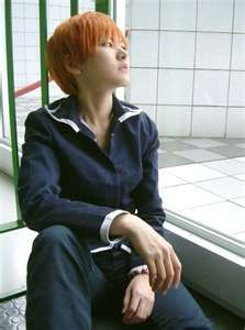 Kyo Sohma <3 Cosplay Diy, Cosplay Outfits, Best Cosplay, Cosplay Costumes, Anime Cosplay, Fruits Basket Cosplay, Fruits Basket Kyo, Poison Ivy Cosplay, Anime Reviews