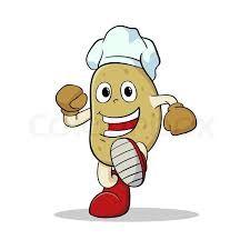 Bildergebnis für hähnchen clipart   Köchin Küche Applikationen ...   {Koch bei der arbeit clipart 98}