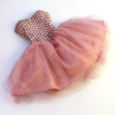 Strapless Lace-Up Back Jeweled Mini Prom Dress ($48) ❤ liked on Polyvore featuring dresses, vestidos, robe, chiffon dress, red cocktail dress, mini dress, cocktail prom dress and chiffon cocktail dress
