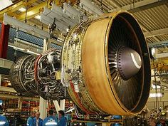 The General Electric CF6 is a family of high-bypass turbofan engines produced by GE Aviation . Based on the TF39 , the first high-power high-bypass jet engine, the CF6 powers a wide variety of civilian airliners. The basic engine core also powers the LM2500 , LM5000, and LM6000 marine and power generation turboshafts . GE intends to replace the CF6 family with the GEnx . Development After developing the TF39 for the C-5 Galaxy in the late 1960s, GE offered a more powerful variant for…
