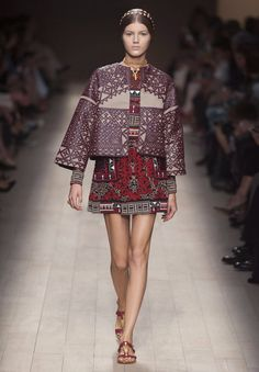 Valentino - Ready to Wear Spring/Summer 2014