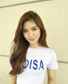 Loisa Andalio former Pbb, an actress, philippines :)))))) Filipina Girls, Filipina Actress, Filipina Beauty, Pretty Babe, Pretty Woman, Yassi Pressman, Espanto, Non Blondes, Teen Actresses