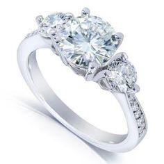 https://ariani-shop.com/round-cut-moissanite-and-diamond-three-stone-engagement-ring-1-1-2-carat-ctw-in-14k-white-gold-65mm Round-cut Moissanite and Diamond Three Stone Engagement Ring 1 1/2 Carat (ctw) in 14k White Gold (6.5mm)
