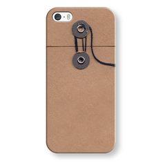 Kwan Budi, Casetagram : kraft envelope iPhone case