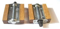 Anyone know where I can get these wooden bike pedals? Cycling Equipment, Cycling Bikes, Bike Pedals, Power Wheels, Bottom Bracket, Classic Bikes, Bike Style, Cool Bicycles, Bike Parts