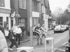 Retro Galleries – Old School Hooligan Pics Football Hooliganism, British Football, School Football, Galleries, Old School, Retro, Uk Football, Class Displays, Retro Illustration