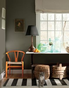 Benjamin Moore: краски, преображающие интерьер | Интерьерные краски, примеры фото