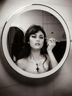 Olga Kurylenko photographer: Ralph Wenig