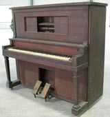 ...restore my parents' player piano.
