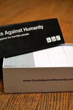 Possible Funding....?  Cards Against Humanity Offers $500,000 In Scholarships To Women In Tech