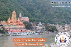 #Rishikesh is known as the #pilgrimage_town and regarded as one of the #holiest_places_of_Hindus. #Hindu_sages_and_saints have visited Rishikesh since ancient times for #meditation or in search of #higher_knowledge. still thousands of local and foreign tourists, visite this place to search #peace and #knowledge. #200hrs_ttc_in_rishikesh #200hrs_ttc_in_india to know more about Rishikesh and yoga visite www.svyogaschool