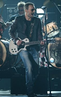 Eric Church Gives a Surprise Show at the Ryman Auditorium