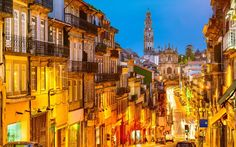 """#Porto is one the """"European cities to visit thar are not Capitals"""" 