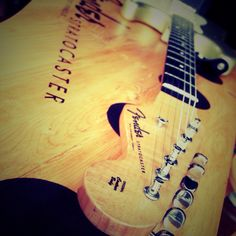 Fender furniture