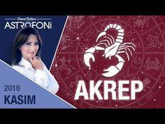 AKREP burcu aylık yorumu Kasım 2016