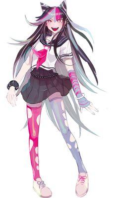 Ibuki Mio from Danganronpa