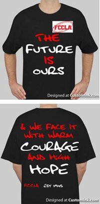 fccla t shirts google search