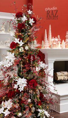 2017 RAZ Christmas Trees