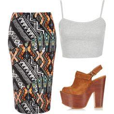like it. skirt could be shorter lol