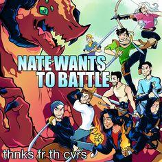 Thnks Fr Th Cvrs by NateWantsToBattle on Spotify