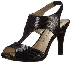 Anne Klein Women's Ovido Fabric Dress Sandal ^^ If you love this, read review now : Sandals