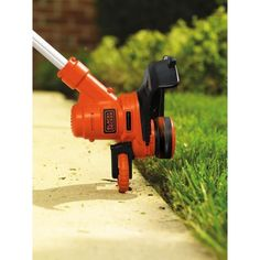 Black And Decker Electric Weed Eater