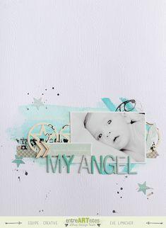 Blog - Page My angel - par Eve Limacher pour @{entreARTistes}