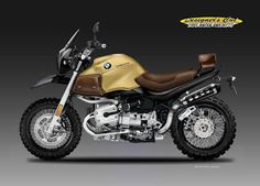 "DESIGNER'S CUT Cafè Racer Projects: BMW R 1150 ""DOWNTOWN SCRAMBLER"""