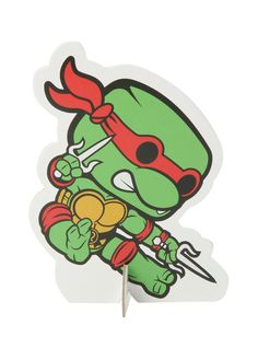 Funko Teenage Mutant Ninja Turtles Pop! Raphael T-Shirt Hot Topic Exclusive,