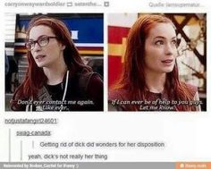So many terrible jokes in that season. But I love Charlie. She's like the Nerd Queen of Supernatural. <<< She IS Nerd Queen of Supernatural Sam Dean, Dean Castiel, Felicia Day, Misha Collins, Jensen Ackles, Impala 67, Emmanuelle Vaugier, Supernatural Memes, Supernatural Charlie