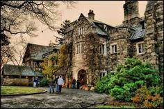 Fall at skylands manor
