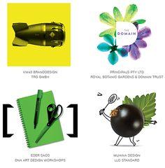 Tendencias en diseño de logos para 2015
