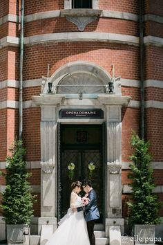 オペラドメーヌ高麗橋*結婚式撮影 |*elle pupa blog*