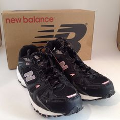 New Balance Sneakers Black WT474BP Athletic Running Walking Shoes New Size 6.5 B #NewBalance #WalkingHikingTrail