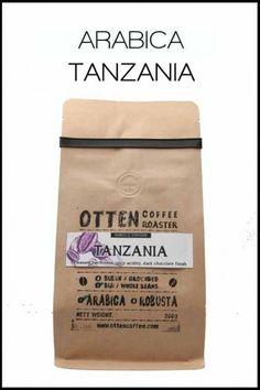 KOPI ARABICA TANZANIA | OttenCoffee - Mesin Kopi , Coffee Grinder , Barista Tools , Kopi Indonesia